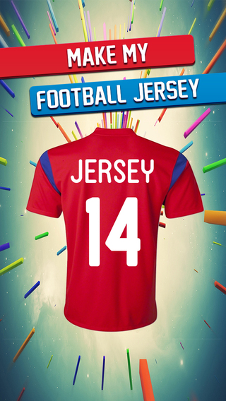 Make My Football Jersey – Create Your customized soccer jersey