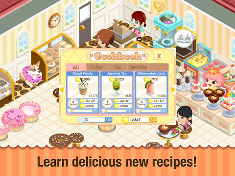 Bakery Story screenshot 10