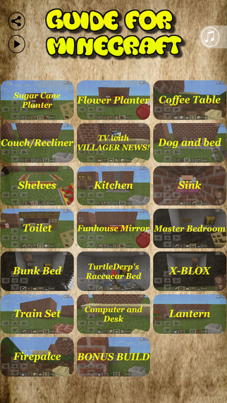 Best Furniture Guide Codes For Minecraft