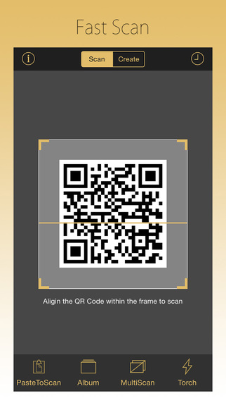 QR Studio Pro - QR Code Generator and Reader Screenshots