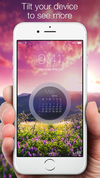 Wallpapers for iOS 8 - Cool HD Themes Backgrounds and Images by Pimp Your Screen