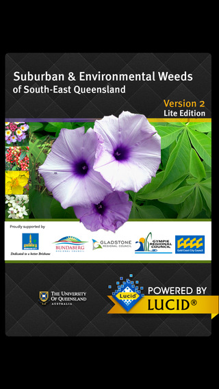 Weeds of South East QLD Lite