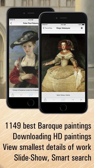 Baroque HD. Скрин 1