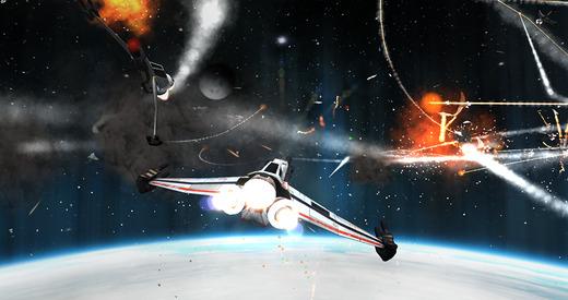 Galactic Warfare - Invasion