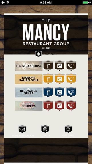 Mancy's Restaurant Group