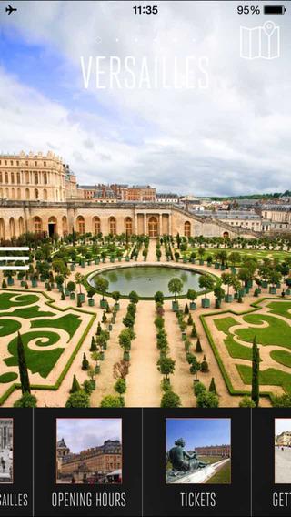Château de Versailles Visitor Guide