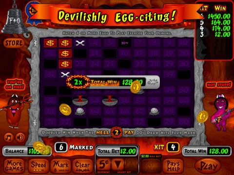 Deviled Eggs Keno