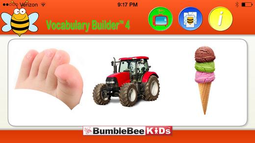 Vocabulary Builder™ 4 - Flashcards Video