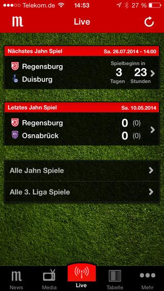 Mittelbayerische Jahn-App