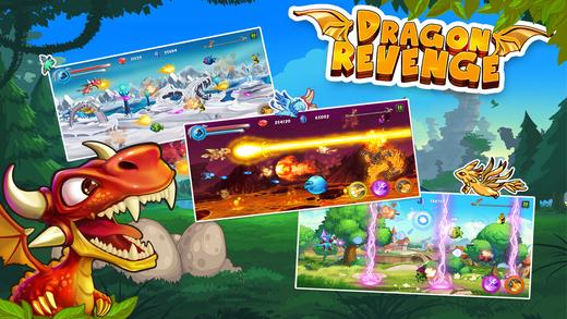 玩免費遊戲APP|下載Dragon Revenge app不用錢|硬是要APP