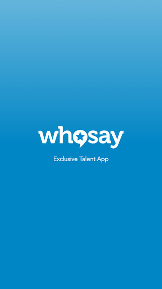 WhoSay Talent
