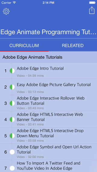 Full Course for Edge Animate in HD 2015