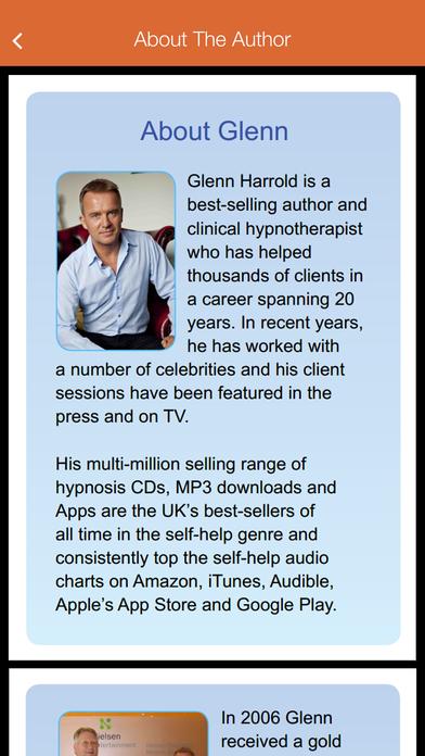 Build Your Self Esteem by Glenn Harrold iPhone Screenshot 5