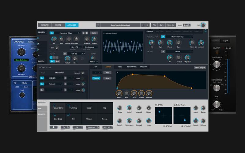 音乐制作 Logic Pro X Mac 破解版 最专业强大的音乐制作软件-麦氪搜(iMacso.com)