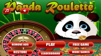 Screenshot 3 Лучший Дикий Панда мания рулетка игры в казино Вегаса бесплатно