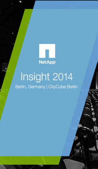 NetApp Insight 2014 CityCube Berlin