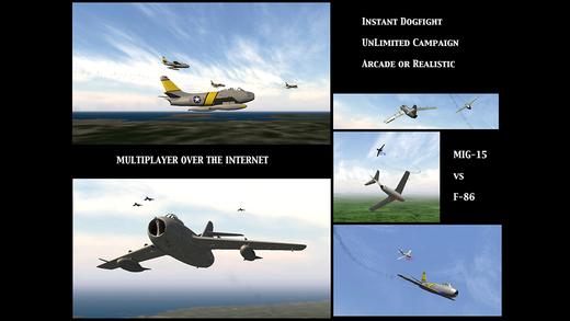 GSIII - Combat Flight Simulator - Heroes of the MIG Alley