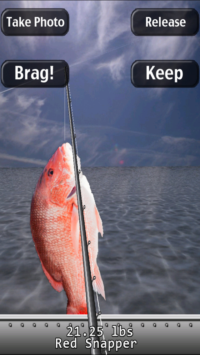I fishing saltwater edition ios for Saltwater fishing apps