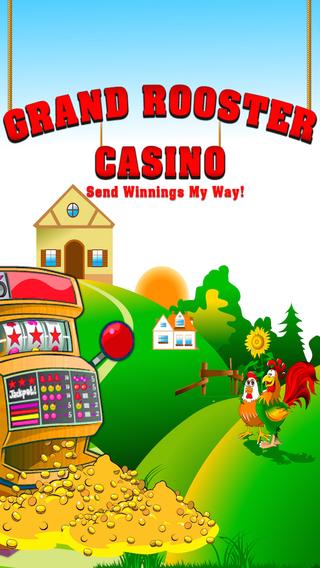 Grand Rooster Casino - Send Winnings My Way