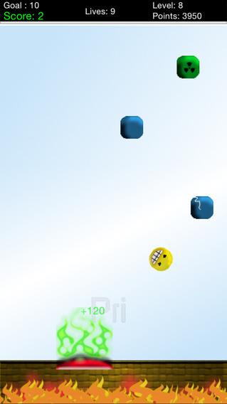 Ball's Plight iPhone Screenshot 3