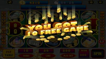 Screenshot 3 $$$ Деньги Казино Наличные Jackpot Party — платить правильную цену и выиграть по-крупному бесплатные