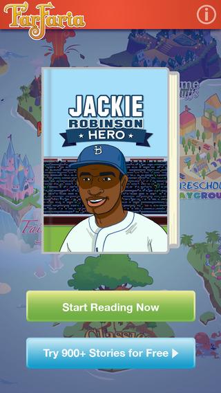 Jackie Robinson: Hero