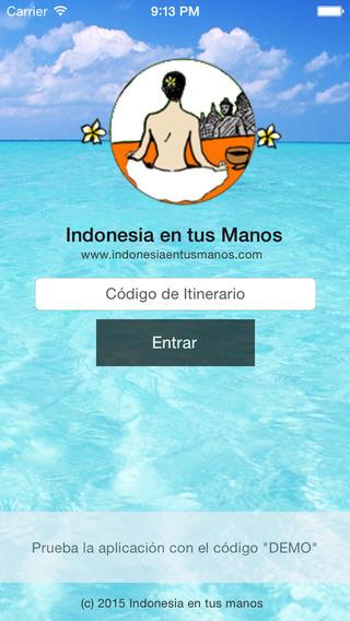 Indonesia en tus Manos