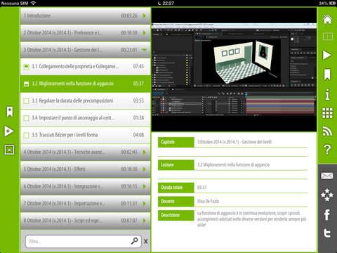 Videocorso per After Effects CC 2014 Aggiornamenti