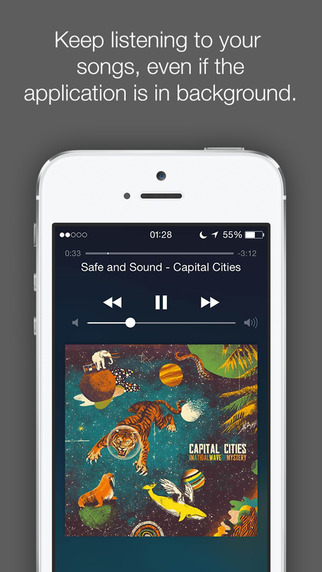 AudioTube - Free Music Player
