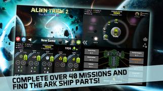 Alien Tribe 2. Скрин 5
