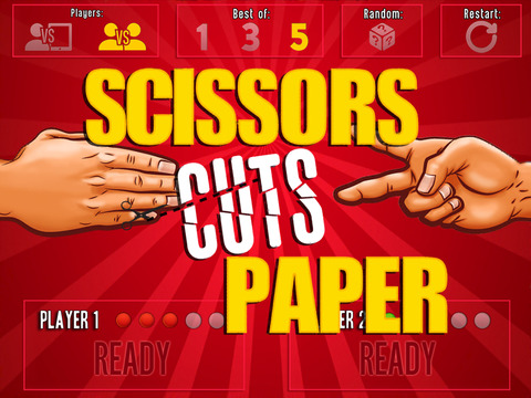 Rock Paper Scissors (RPS) iPad Screenshot 5