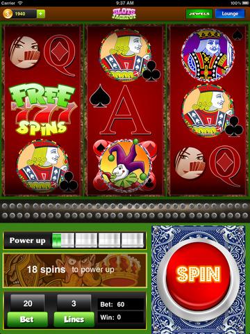 Slots Jackpot HD - Big Casino Craze