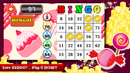AAA Christmas Bingo - The free casino game for crazy holiday