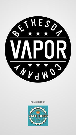 Bethesda Vapor Company - Powered By Vape Boss