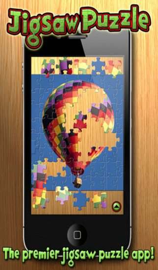 Amazing Game Of Jigsaws