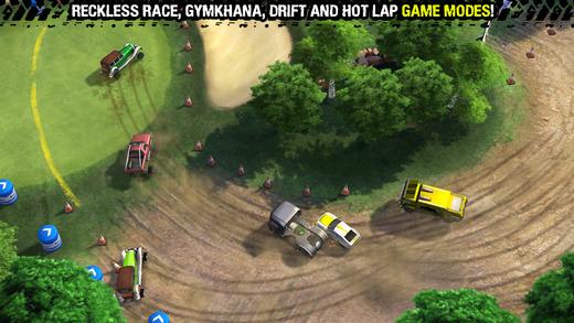【好游视频评测】鲁莽赛车 3:Reckless Racing 3 ——鲁莽飙车暴力爽,热血漂移哪家强?
