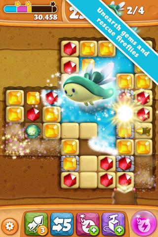 Diamond Digger Saga app screenshot