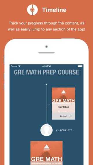Ascent GRE Math
