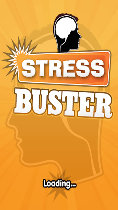 Stress Busters iPhone Screenshot 1