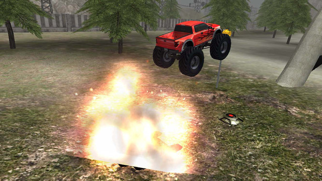 Mini Monster Truck Xtreme