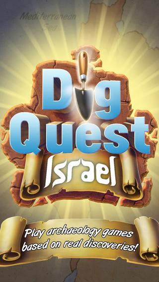Dig Quest: Israel