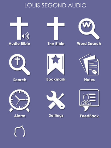 French Bible Audio for iPad