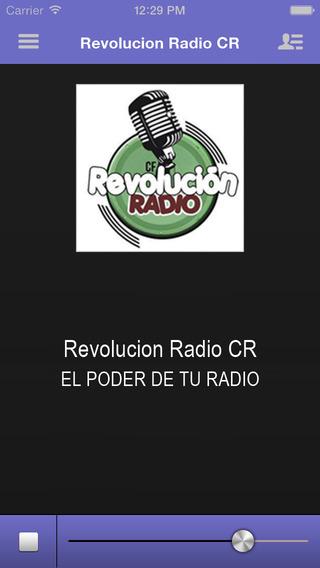 Revolucion Radio CR