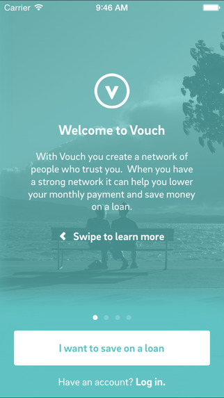 Vouch - loans because you are more than a credit score