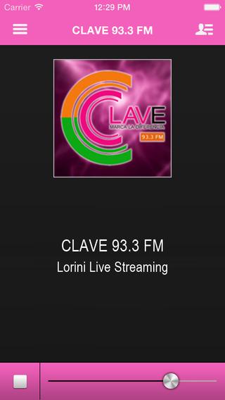 CLAVE 93.3 FM