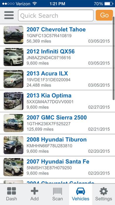 VINViper iPhone Screenshot 1