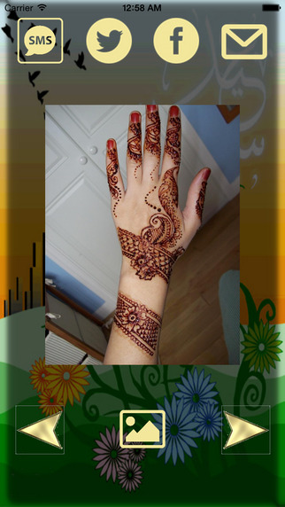 Latest Mehndi Designs 2015-Mehndi Designs free offiline