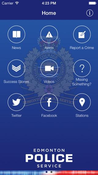 Edmonton Police Service Mobile