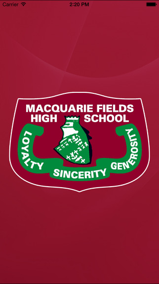 Macquarie Fields High School - Skoolbag