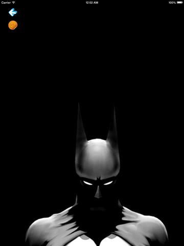 蝙蝠侠高清壁纸和他的名言